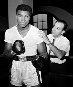 الوزن الثقيل بطل الملاكمة محمد علي (صور 15)