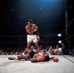 الوزن الثقيل بطل الملاكمة محمد علي (صور 16)