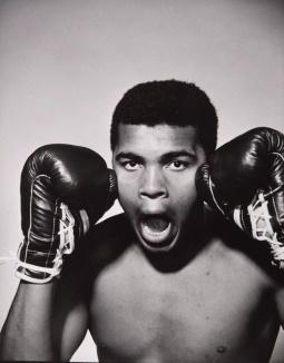 الوزن الثقيل بطل الملاكمة محمد علي (صور 5)