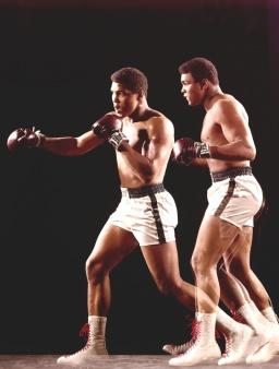 الوزن الثقيل بطل الملاكمة محمد علي (صور 9)