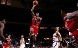 نجم كرة السلة مايكل جوردان (صور 3)