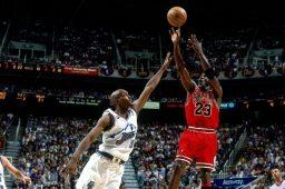 نجم كرة السلة مايكل جوردان (صور 4)