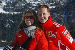 سائق F1 مايكل شوماخر (صور 3)