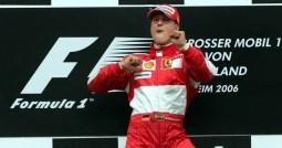 سائق F1 مايكل شوماخر (صور 7)