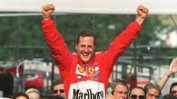 سائق F1 مايكل شوماخر (صور 9)