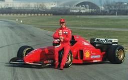 سائق F1 مايكل شوماخر (صور 2)
