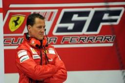 سائق F1 مايكل شوماخر (صور 5)