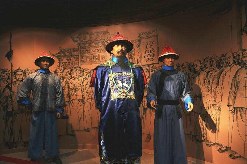 البطل الوطني الصيني لين زيكسو (صور 1)