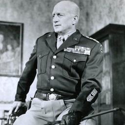 القائد العسكري الامريكي جورج سميث باتون صور ، ورق جدران
