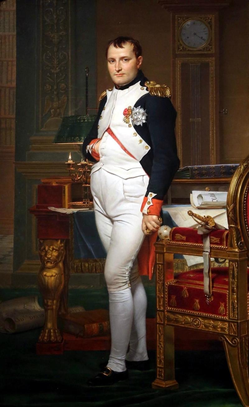 إله فرنسي، بسبب، حارب نابليون، بونابرت (صور 1)