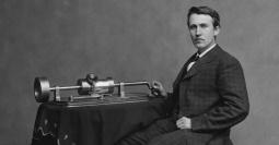 المخترع الأمريكي توماس إديسون (صور 4)