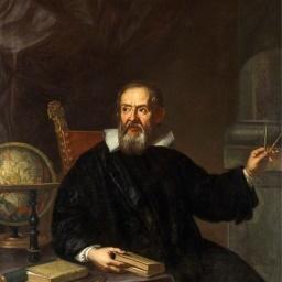 عالم الفيزياء الإيطالي غاليليو صورة