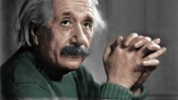 الفيزيائي ألبرت أينشتاين (صورة 1)