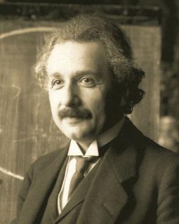 الفيزيائي ألبرت أينشتاين (صورة 5)